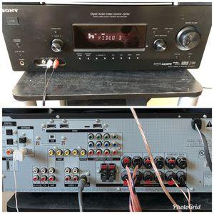 SONY STR-DG710 A/V Receiver w/HDMI for Sale in Phoenix, AZ