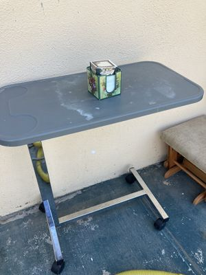 Good hospital table for Sale in Highland, CA