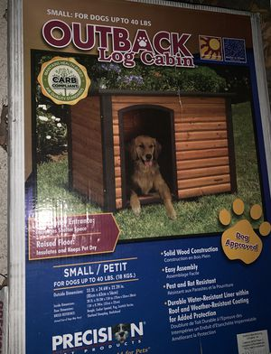 Dog House - Outback Log Cabin for Sale in Los Angeles, CA