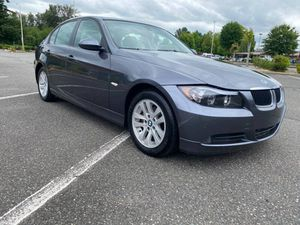 2006 BMW 3 SERIES 325I *clean title* for Sale in Kent, WA