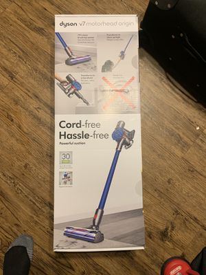 Dyson v7 Motorhead brand new for Sale in Hitchcock, TX
