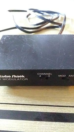 Radio Shack RF Modulator for Sale in Manassas, VA