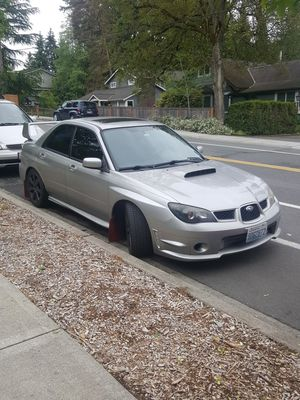 2007 Subaru WRX Limited for Sale in Bellevue, WA