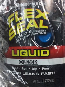FlexSeal Clear Liquid 16fl. oz. for Sale in Brooklyn,  NY