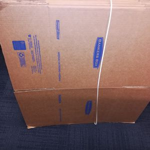 Moving boxes - FREE for Sale in Dulles, VA