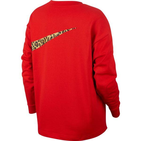 Nike Animal Cheetah Crewneck sweater
