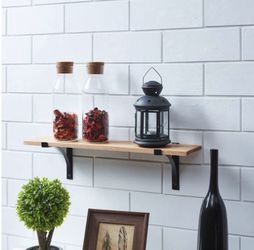 Wooden wall shelf (new!) for Sale in Culver City,  CA