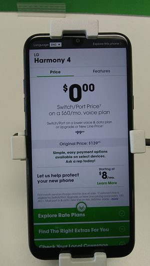 LG Harmony 4 for Sale in San Angelo, TX
