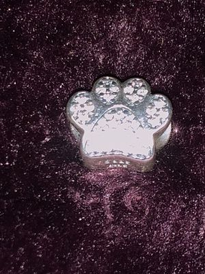 Pandora dog paw charm for Sale in Chicago, IL