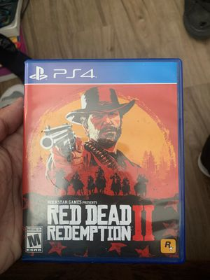 Red dead redemption 2 for Sale in Chandler, AZ