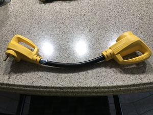 30 amp to 50 amp cord for RV for Sale in Conway, SC