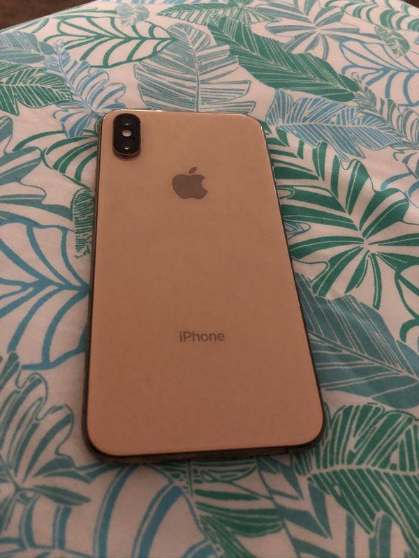 256GB FACTORY UNLOCKED IPHONE XS GOLD