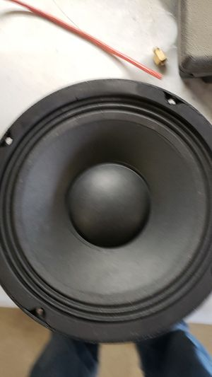 Memphis Car Audio 8in pro audio driver for Sale in Gilbert, AZ