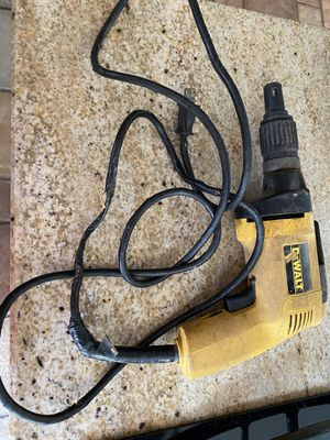 Dewalt deck drill for Sale in Willowbrook, IL