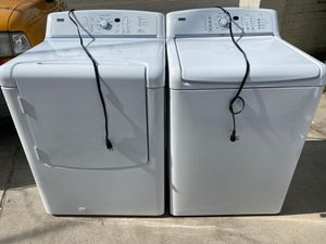 Washer And Gas Dryer Kenmore Oasis High Efficiency for Sale in Fontana, CA