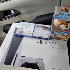 Brand New PS5 for Sale in Grant, CO