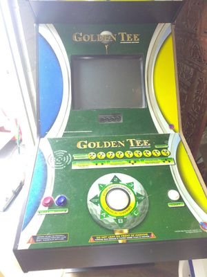 Golden tee complete arcade game for Sale in Riverdale, GA