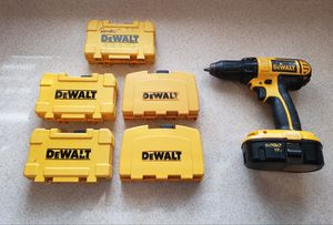 "Dewalt 18V 1/2"" Drill/Driver Tool for Sale in North Las Vegas, NV"