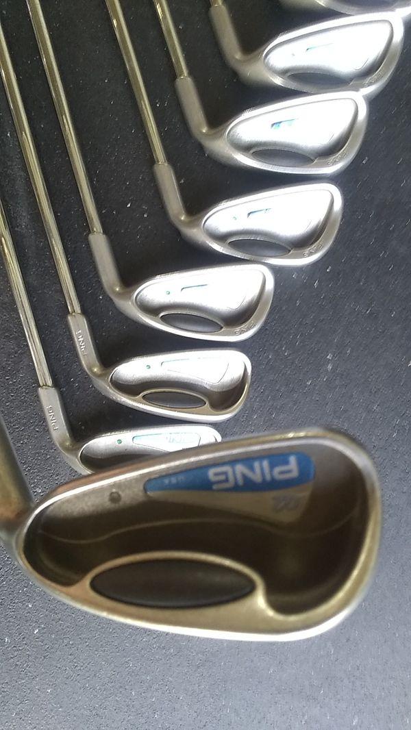Ping G2 Irons Set