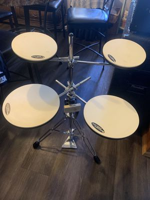 DE practice pad drum kit for Sale in Claremont, CA