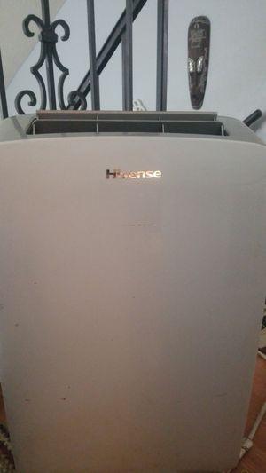 Hisénse portable air conditioner AP-10ÇR!1SÉJS3 for Sale in Katy, TX