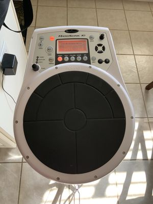 Roland HandSonic HPD-10 With Stand And Roland Bag , Great Condition for Sale in Houston, TX