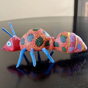 Ant- Oaxacan Wood Carving for Sale in Marietta, GA