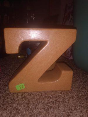 Wood 'Z' decor for Sale in Gaston, SC