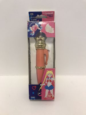 Sailor Moon 90s Bandai Luna Disguise Pen for Sale in Sun City, AZ