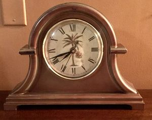 Palm Tree Table Clock for Sale in Richmond, VA