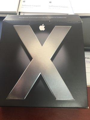 Mac OS 10.4 Tiger for Sale in Aurora, IL