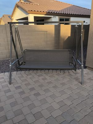 Porch swing/canopy swing for Sale in Surprise, AZ