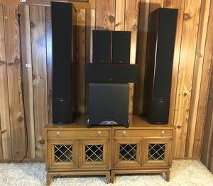 Klipsch Surround Sound Set for Sale in Gaithersburg, MD