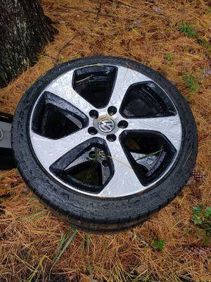 GTI VW wheels set of 4 for Sale in Great Falls, VA