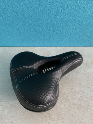 Brand New XL Wide Bicycle Cruiser Seat - Universal Fit - For Any Bike for Sale in St. Cloud, FL