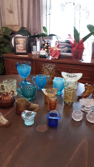 Lot of antique glass for Sale in Lexington, KY
