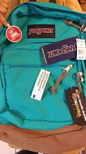 Backpack jansport for Sale in Houston, TX