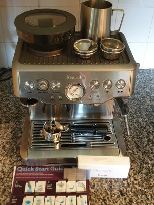 Breville BES870BSS for Sale in Miami, FL