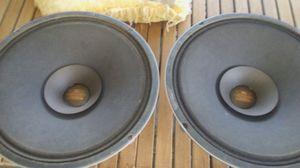 Vintage electro voice ls15 wolverine speakers for Sale in Santa Ana, CA