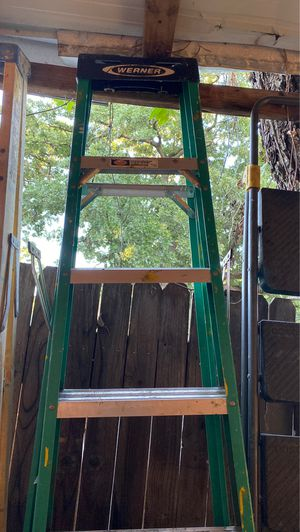 6feet ladder for Sale in Fort Worth, TX