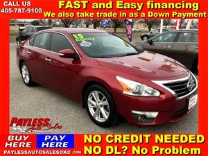 2015 Nissan Altima for Sale in Warr Acres, OK