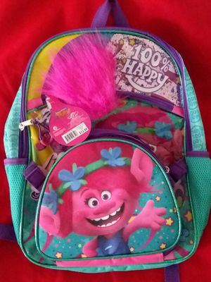 Brand New w/Tags Troll Backpack/ Lunch Pack for Sale in Vancouver, WA