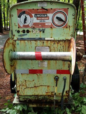 Lincoln SAE400 Welder for Sale in Raleigh, NC