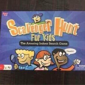 Scavenger Hunt for Kids Game just $3 for Sale in Port St. Lucie, FL