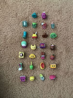 Ultra rare shopkins! not sold in stores anymore$$ for Sale in Bloomfield Hills, MI