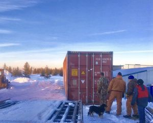 Used Containers- 40' HC WWT Shipping Containers for Sale in Salt Lake City, UT