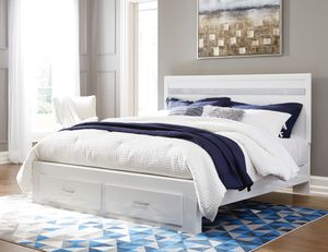 Ashley Furniture Dresser, White for Sale in Garden Grove, CA