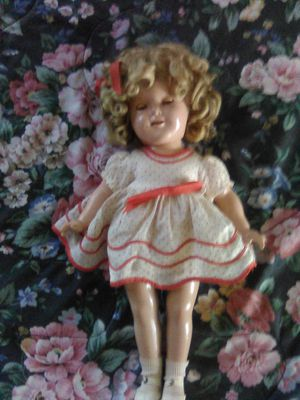 Antique Shirley Temple composite doll for Sale in Downey, CA