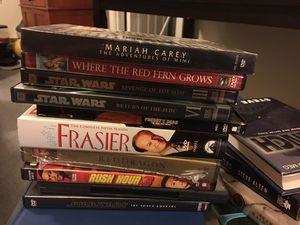 DVDs for Sale in Cumberland, RI