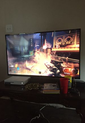 """Tcl 55"""" inch tv smart Roku 4K for Sale in Donna, TX"""